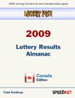 Lottery Post 2009 Lottery Results Almanac, Canada Edition