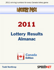 Lottery Post 2011 Lottery Results Almanac, Canada Edition